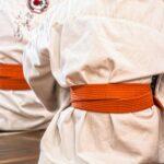 Gürtelsystem im Kyokushin Karate